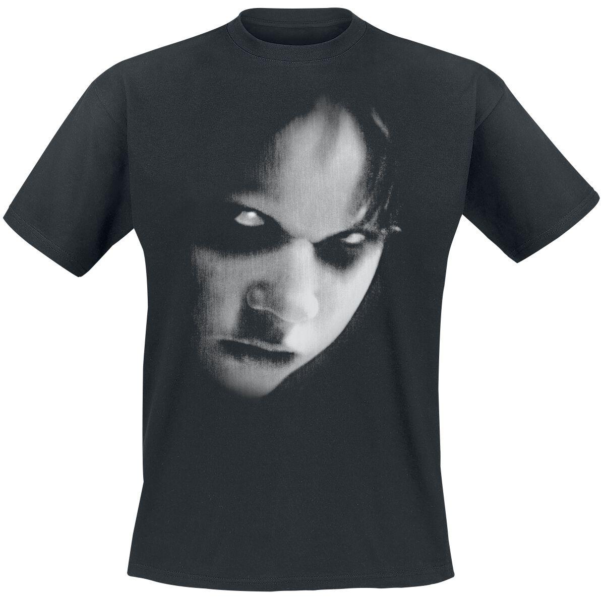 Merch dla Fanów - Koszulki - T-Shirt Der Exorzist Regan T-Shirt czarny - 371793