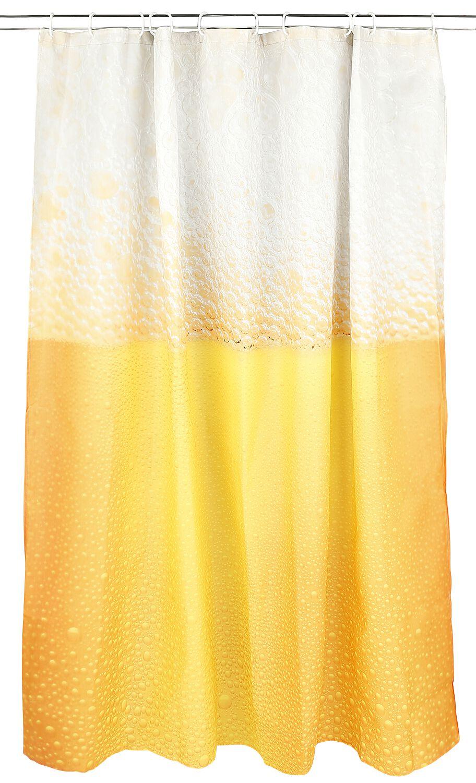 Bier Duschvorhang Standard