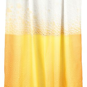 Bière Rideau de douche Standard