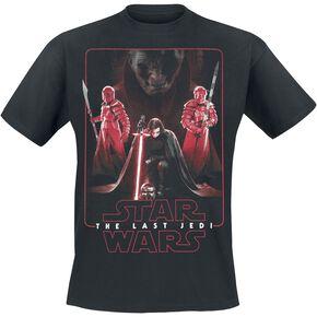 Star Wars Episode 8 - The Last Jedi - Dark Side Composite T-shirt noir
