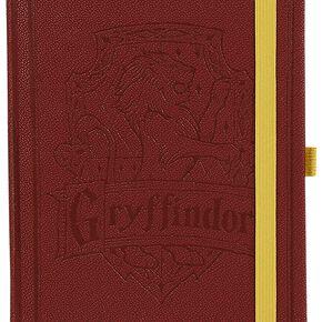 Harry Potter Gryffondor Cahier rouge