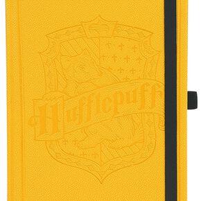 Harry Potter Poufsouffle Cahier jaune