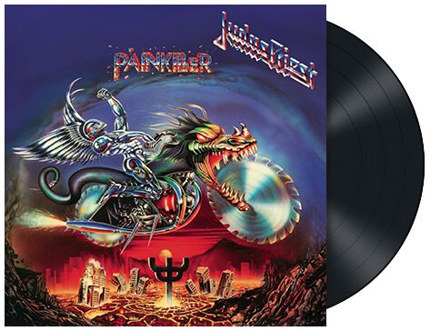 Image of   Judas Priest Painkiller LP standard