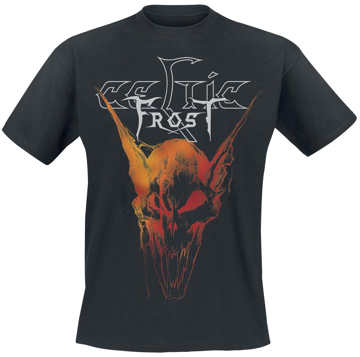 Zespoły - Koszulki - T-Shirt Celtic Frost Into the pandemonium T-Shirt czarny - 372076