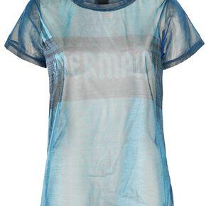 La Petite Sirène Mermaid T-shirt Femme multicolore