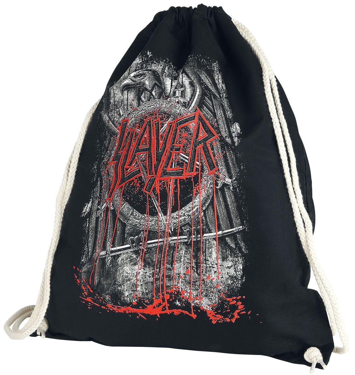 Image of   Slayer Black Eagle Gymnastiktaske sort