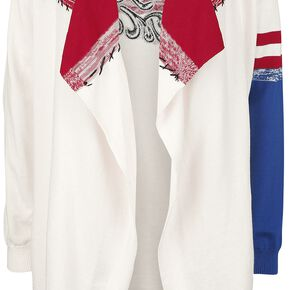 Suicide Squad Harley Quinn - Daddy's Lil Monster Cardigan pour Femme multicolore
