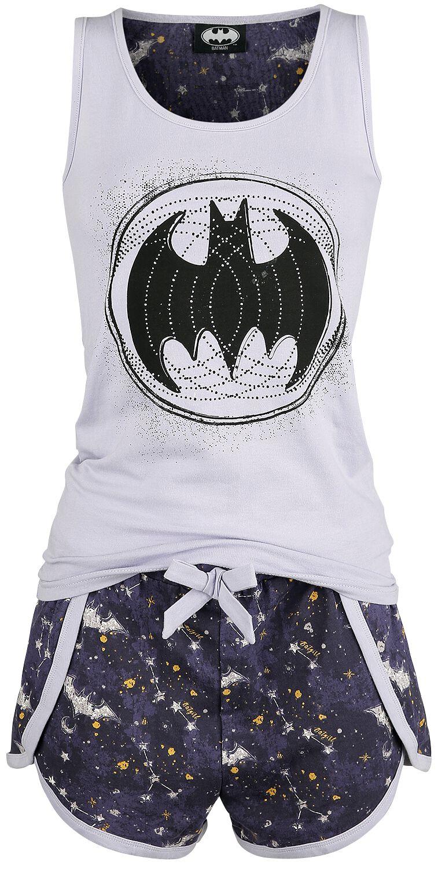 Image of   Batman Mystic Pyjamas lilla