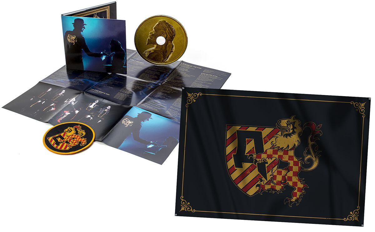 Image of   Avatar Avatar country CD & patch & flag standard