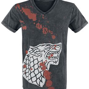 Game Of Thrones The North Remembers T-shirt gris