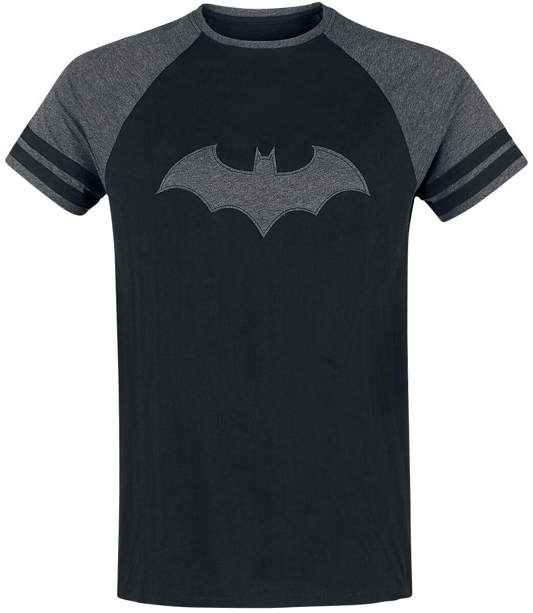 Image of   Batman Dark Night T-Shirt sort-grå