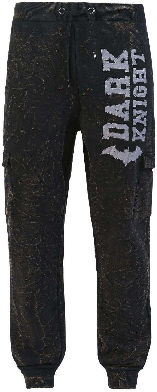 Image of   Batman Dark Night Træningsbukser sort-grå