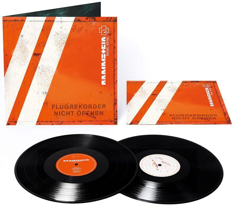 Image of   Rammstein Reise, Reise 2-LP standard