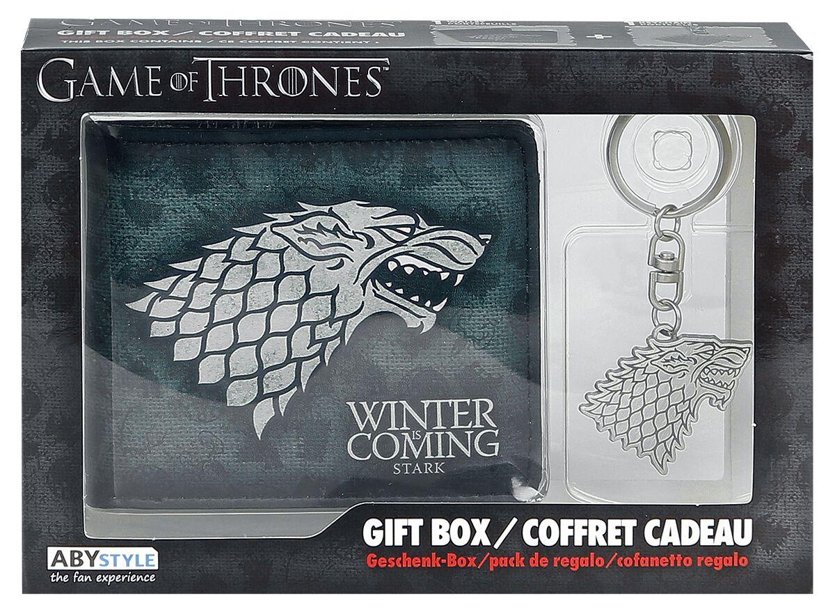 Image of   Game Of Thrones Geschenkbox Pung multifarvet