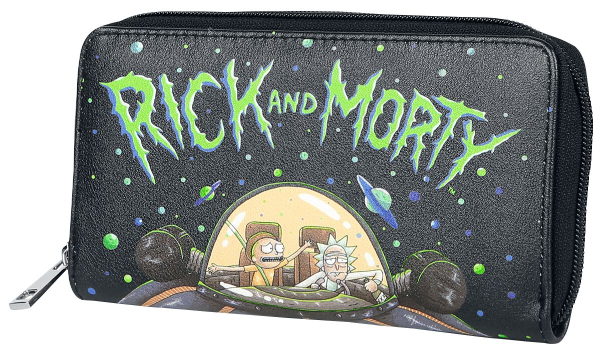 Image of   Rick And Morty UFO Pung Standard