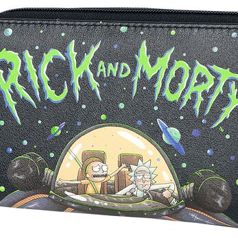 Rick & Morty UFO Portefeuille Standard