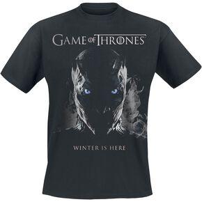 Game Of Thrones Night King - Rising T-shirt noir