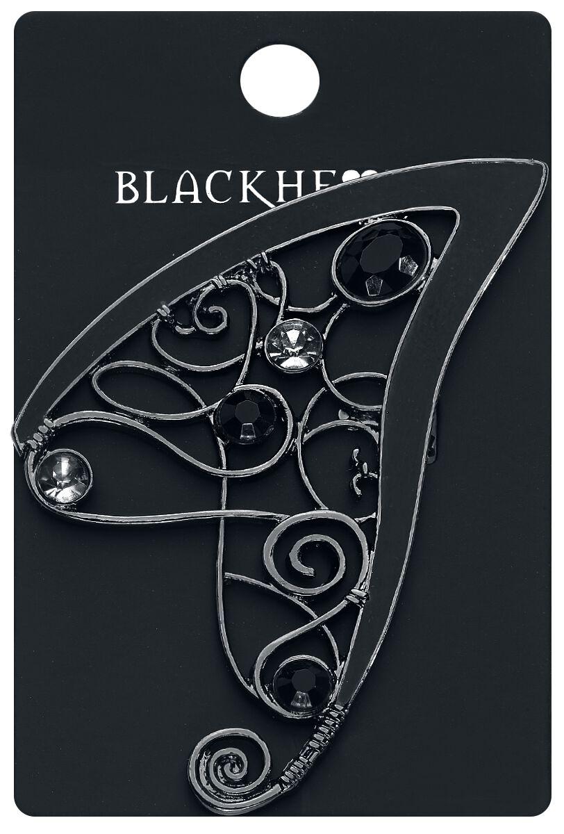 Image of   Blackheart Gothic Elf Ørestik sort