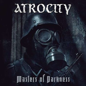 Image of Atrocity Masters of darkness EP-CD Standard