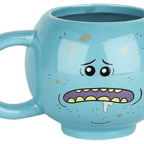 Rick & Morty Mr. Meeseeks 3D Mug multicolore