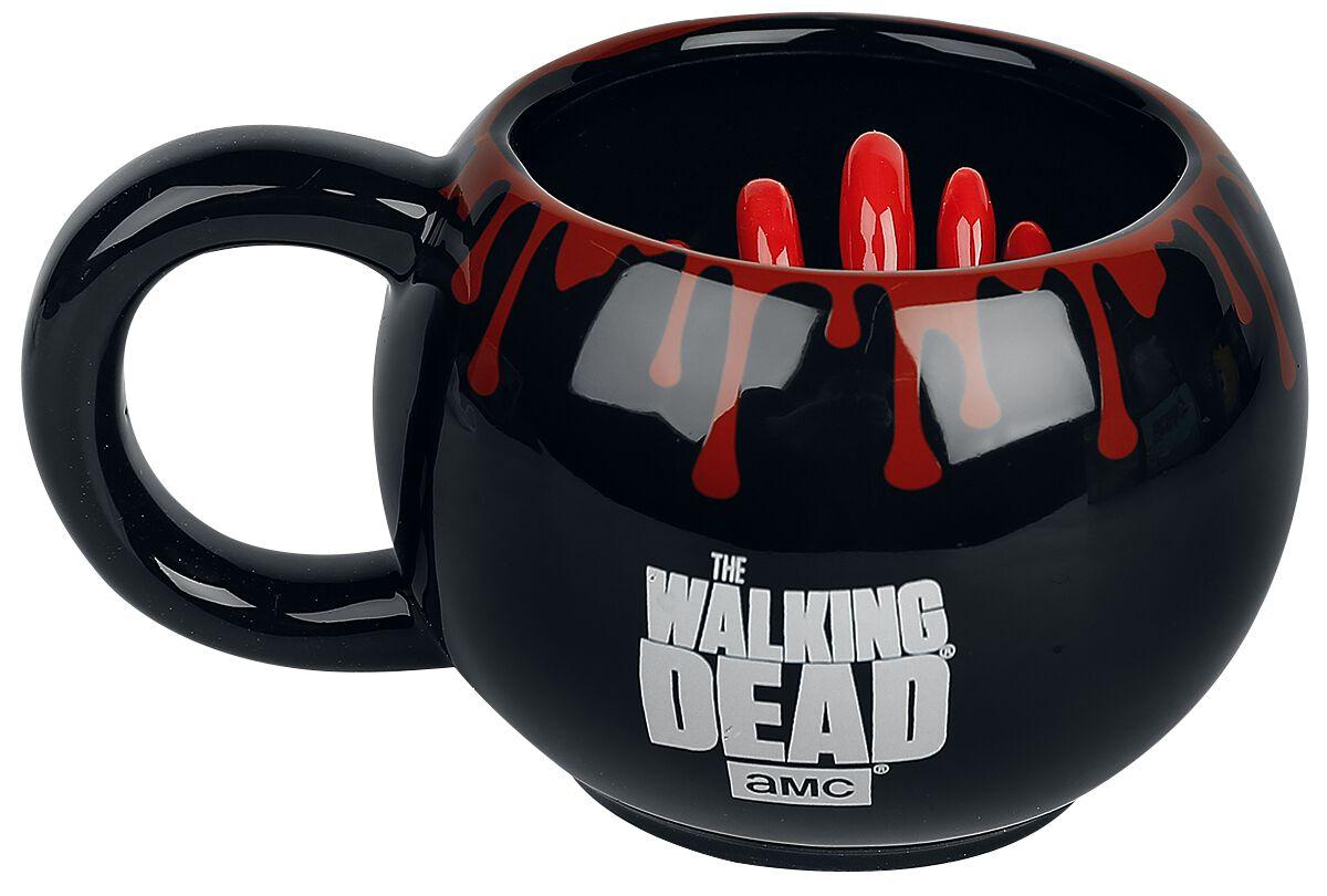 Image of   The Walking Dead Walker Hand Krus multifarvet