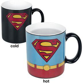 Superman Costume - Mug Thermoréactif Mug multicolore