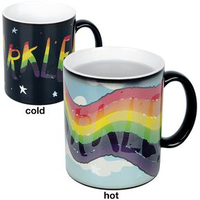 Unicorn Sparkle - Mug Thermoréactif Mug multicolore