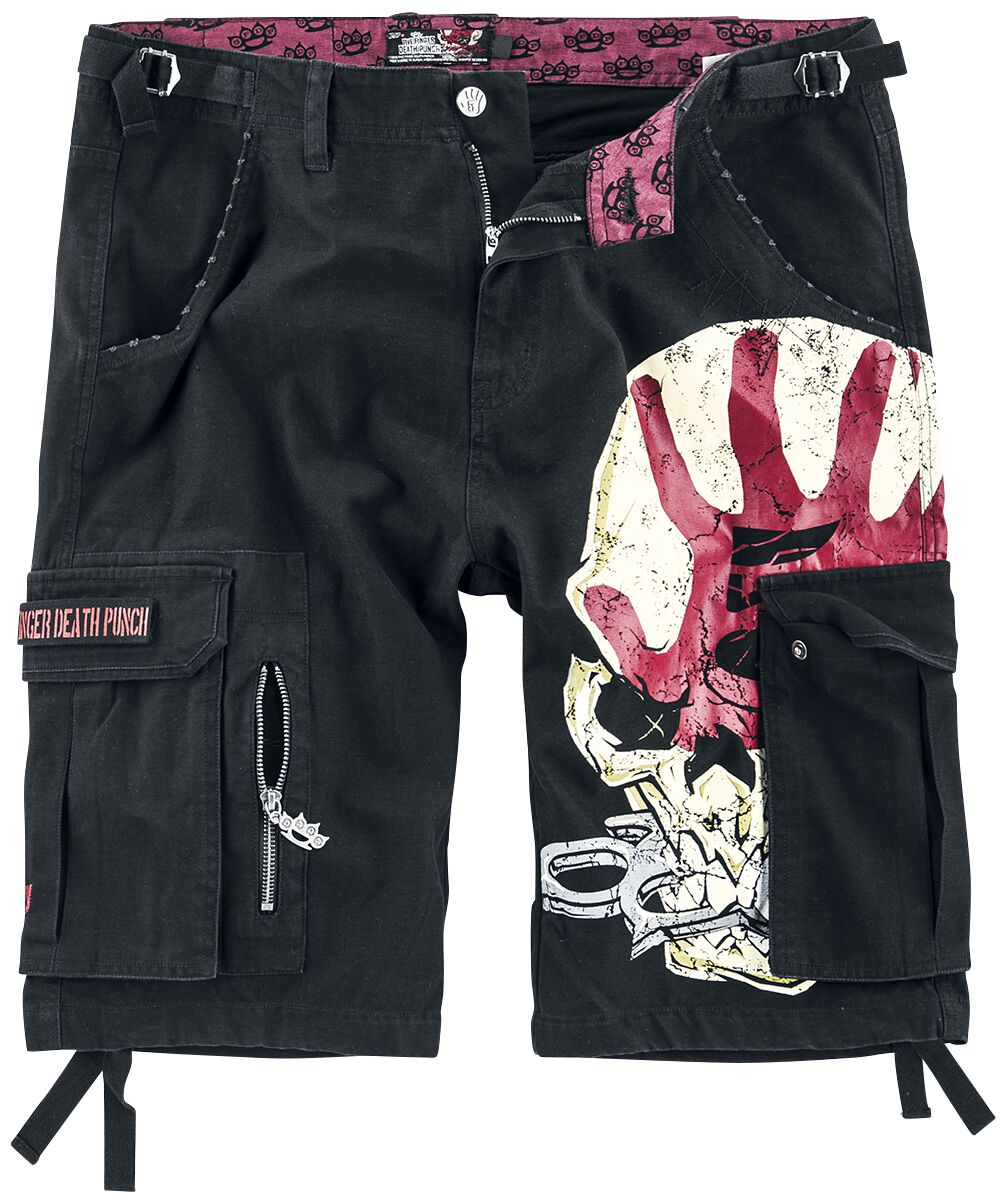 Image of   Five Finger Death Punch EMP Signature Collection Shorts sort
