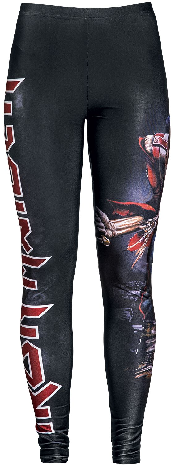 Image of   Iron Maiden EMP Signature Collection Leggings sort