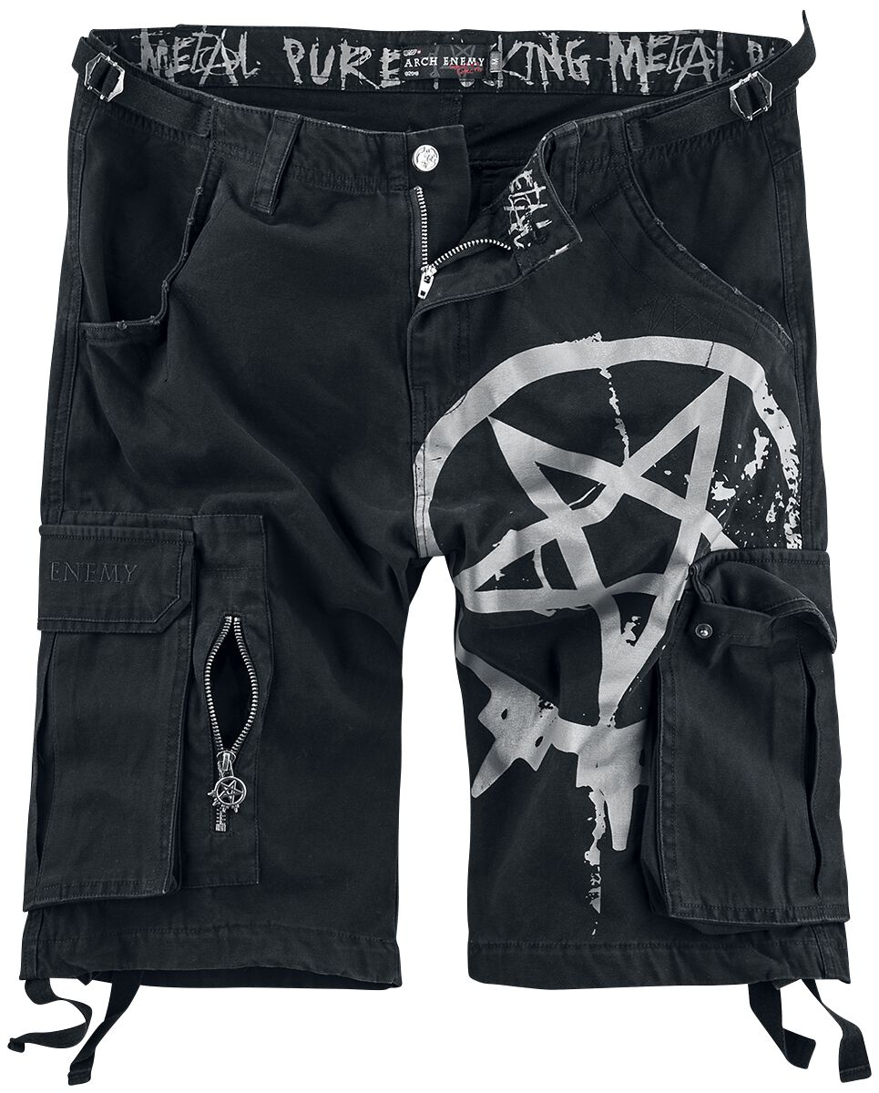 Image of   Arch Enemy EMP Signature Collection Shorts sort