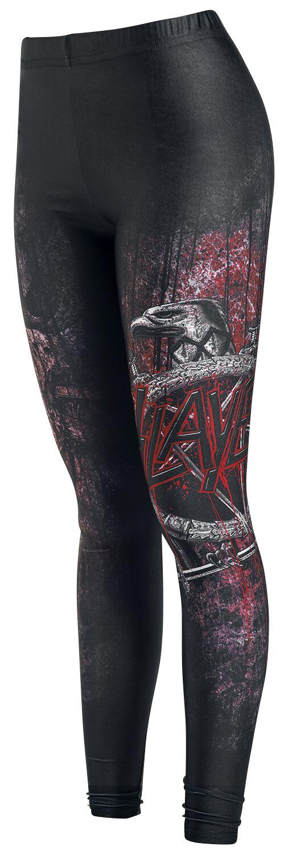 Image of   Slayer EMP Signature Collection Leggings multifarvet