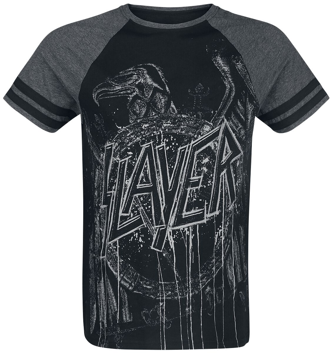 Image of   Slayer EMP Signature Collection T-Shirt sort-grå