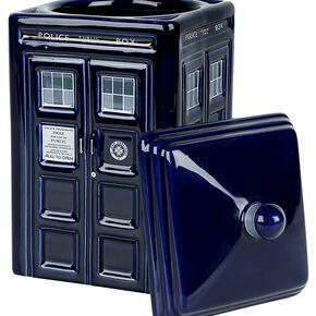 Doctor Who Tardis Boîte rangement bleu