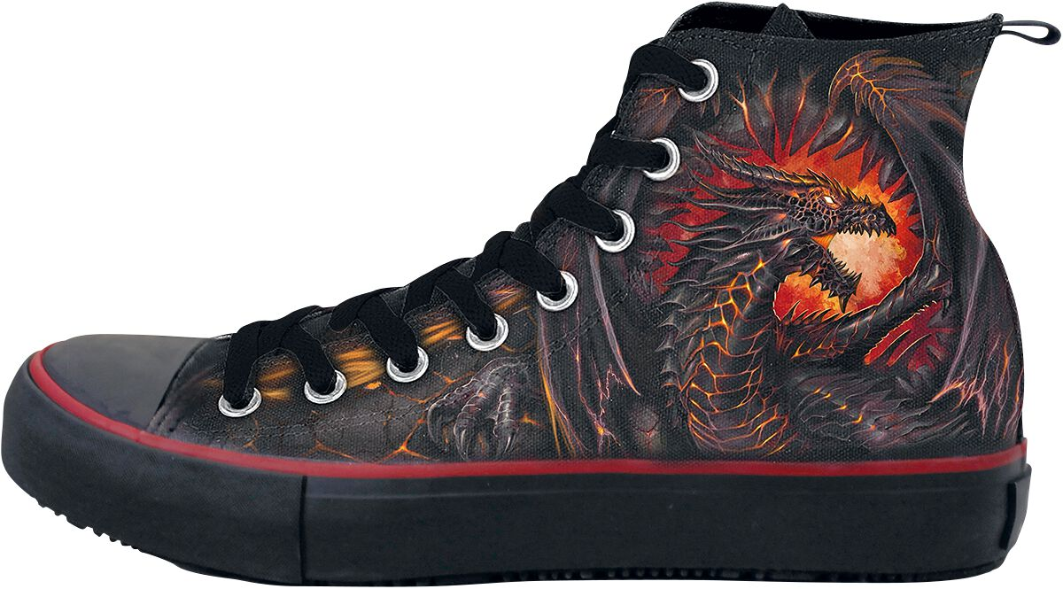 Image of   Spiral Dragon Furnace Sneakers sort