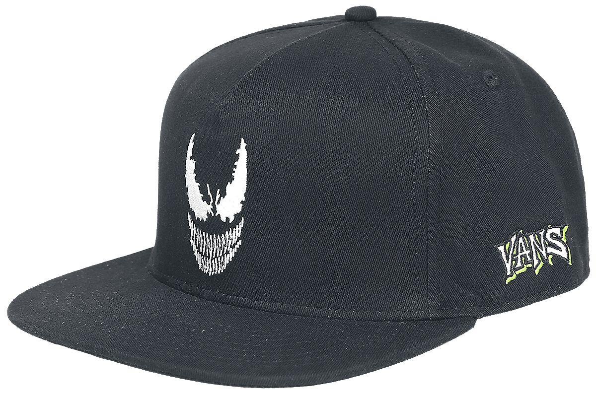 Image of   Vans Marvel - Venom Snapback Cap sort