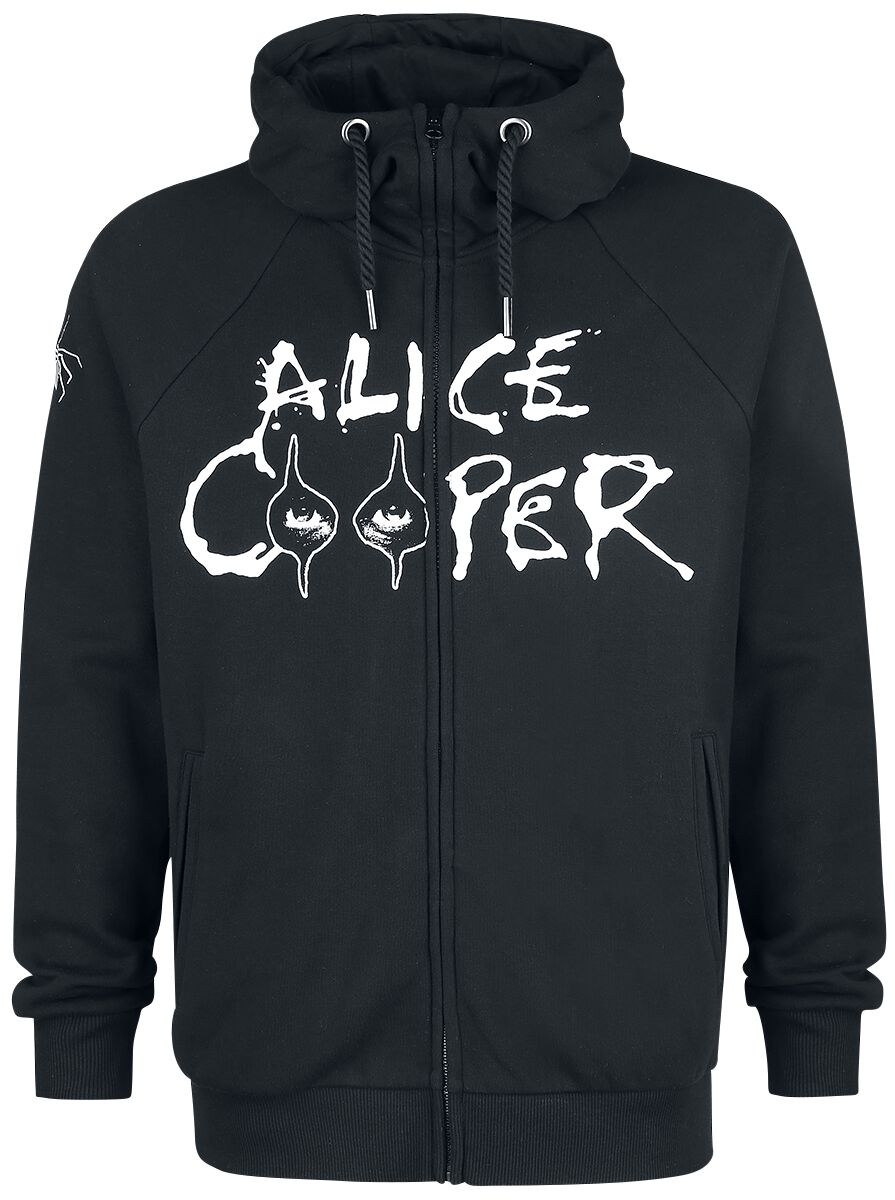 Zespoły - Bluzy z kapturem - Bluza z kapturem Alice Cooper EMP Signature Collection Bluza z kapturem czarny - 372885