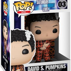 Figurine Pop! David S. Pumpkins - Saturday Night Live