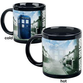 Doctor Who Tardis Mug multicolore