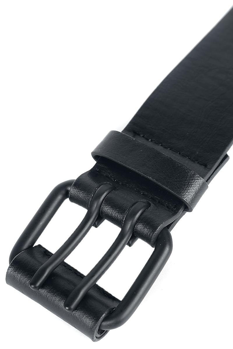 Image of Black Premium by EMP Dean Gürtel schwarz