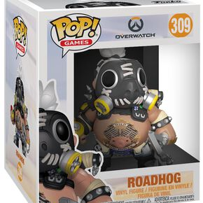 Figurine Pop! Roadhog 15 cm - Overwatch