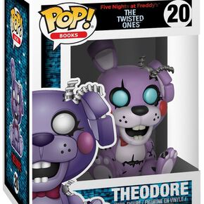 Figurine Pop! Theodore Tordu - Five Nights at Freddy's