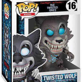 Figurine Pop! Wolf Tordu - Five Nights at Freddy's