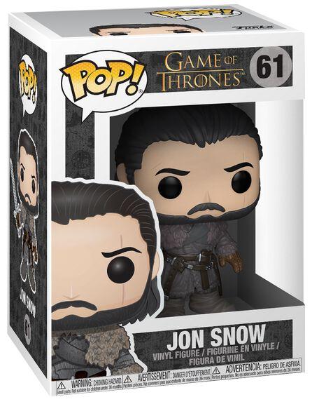 Image of   Game Of Thrones Jon Snow Vinyl Figure 61 Samlefigur Standard