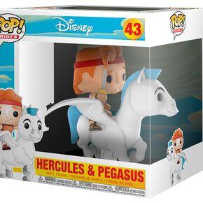 Hercules Figurine en vinyle Pop Ride! Hercule et Pegase 43 Figurine de collection Standard