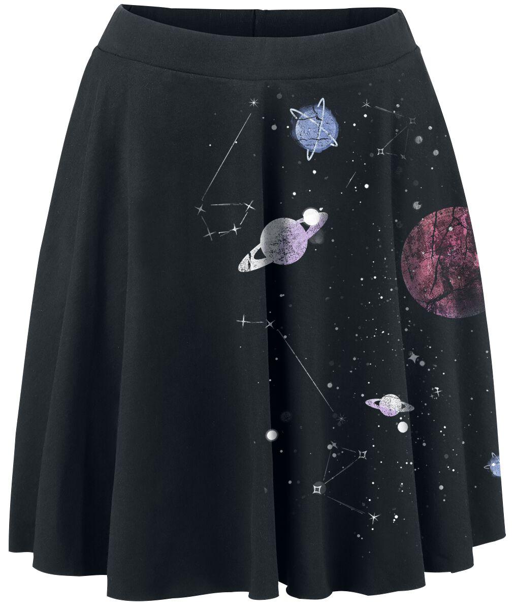 Image of   Outer Vision Planetarium Nederdel sort