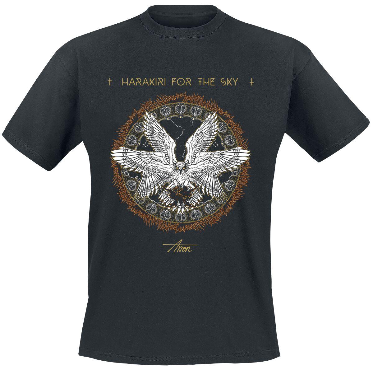 Image of   Harakiri For The Sky Arson Alternate T-Shirt sort