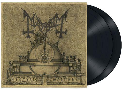 Image of   Mayhem Esoteric warfare 2-LP standard