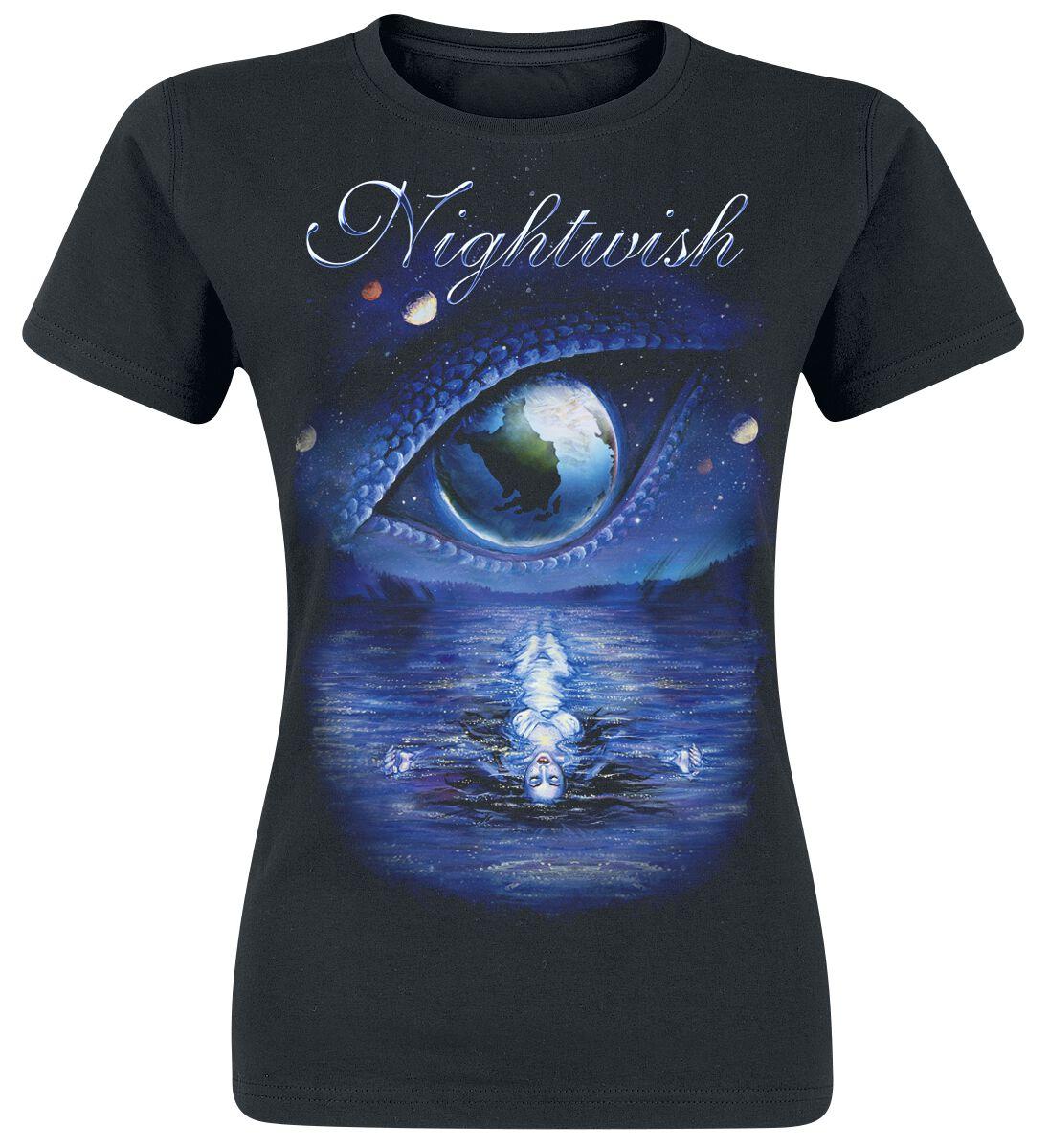 Nightwish Oceanborn - Decades Koszulka damska czarny