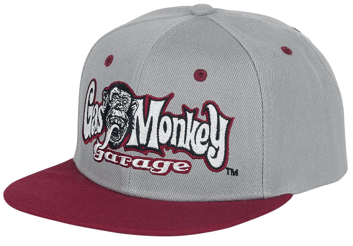 Merch dla Fanów - Czapki i Kapelusze - Czapka Snapback Gas Monkey Garage Richard Rawlings Hands Czapka Snapback wielokolorowy - 373466