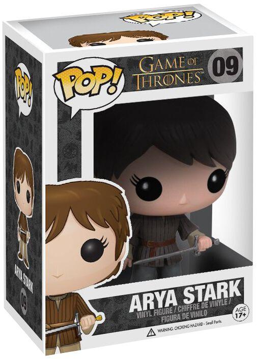 Image of   Game Of Thrones Arya Stark Vinyl Figure 09 Samlefigur Standard